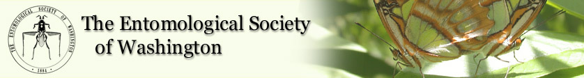 The Entomological Society of Washington